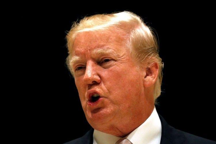 Президент Трамп отримав «дванадцятку»
