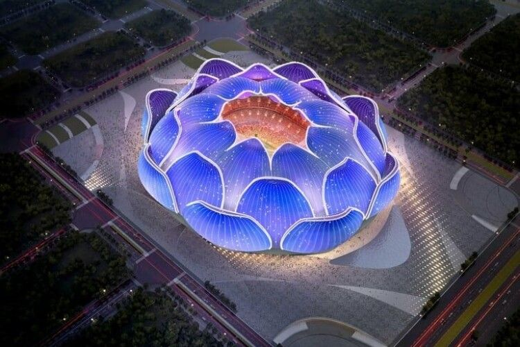 З нагоди 30-річчя Незалежності України в Кропивницькому пропонують спорудити футбольний стадіон на 100 тисяч глядачів