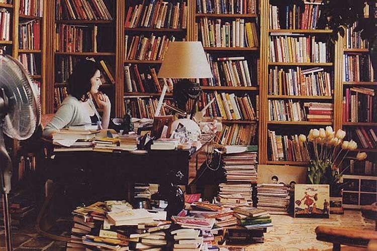 Книги люблять, коли їх не тільки читають,  а й доглядають