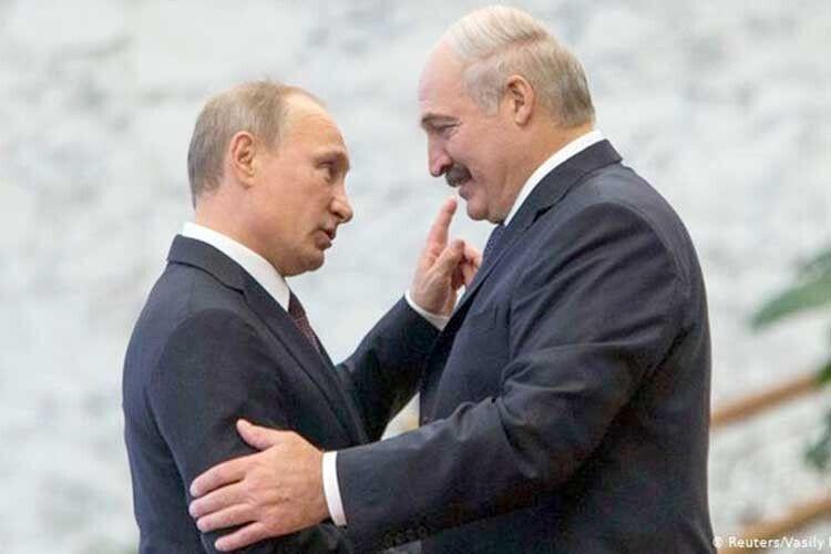 Росія хоче загарбати Білорусь при щеживому Лукашенкові