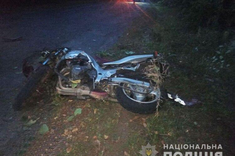 У Сарненському районі на Рівненщині розбився мотоцикліст: родичі дозволили використати органи чоловіка для трансплантації