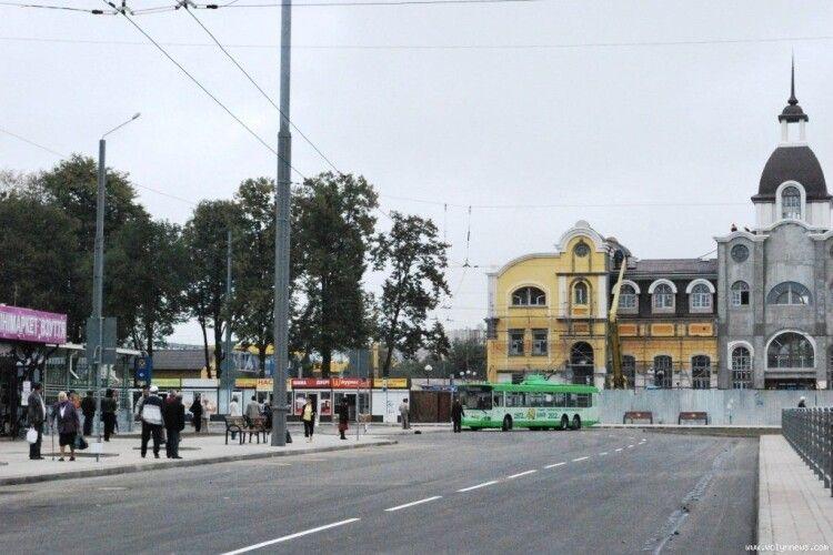 Коли у Луцьку відновлять рух тролейбусів до Привокзального району