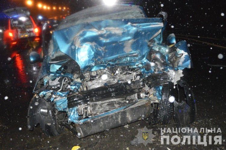 Винуватець страшної аварії під Луцьком може сісти на 10 років