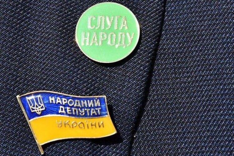 «Слуги народу» очолили рейтинг авторів корупційних законопроєктів