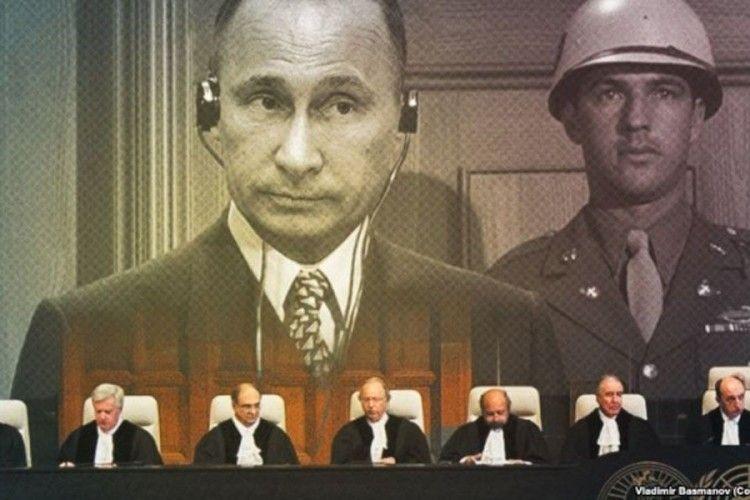 Українці подали всуд на… Путіна