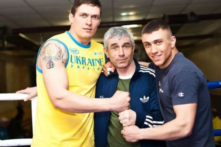 Олександр Усик – найкращий боксер року у світі!