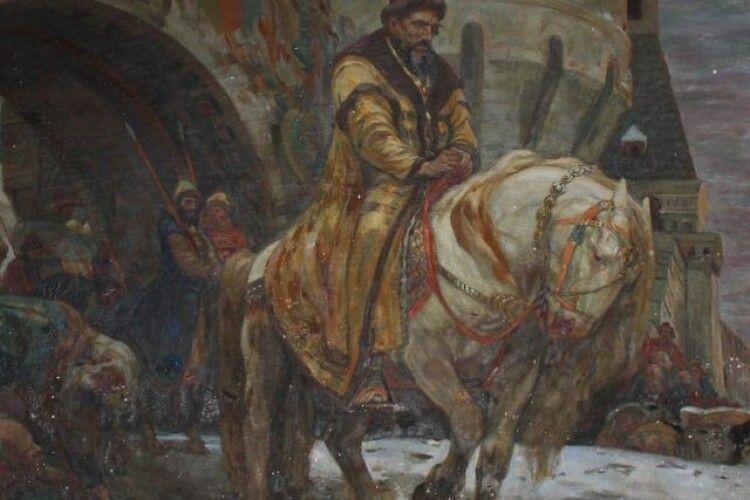 В Україну повертається картина художника Паніна, вкрадена нацистами в роки Другої світової