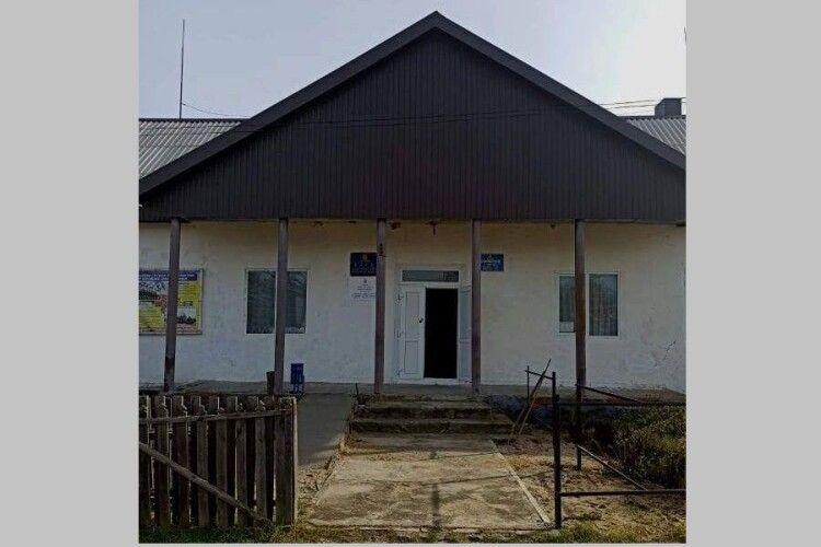 На Шаччині ремонтують будинок культури та дитсадок