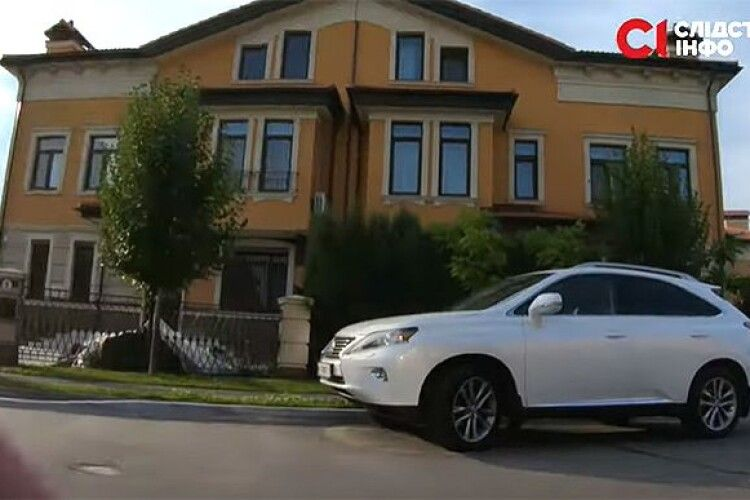 Начальник української кіберполіції приховав від декларування розкішний будинок у столиці