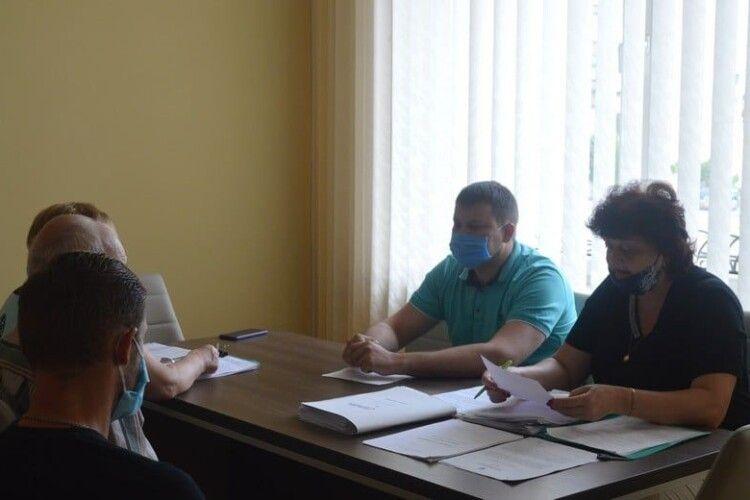 На Волині 12 сімей медичних працівників отримають службове житло