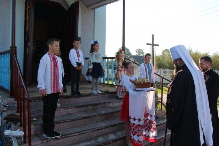 Чому митрополит Михаїл їде на Горохівщину