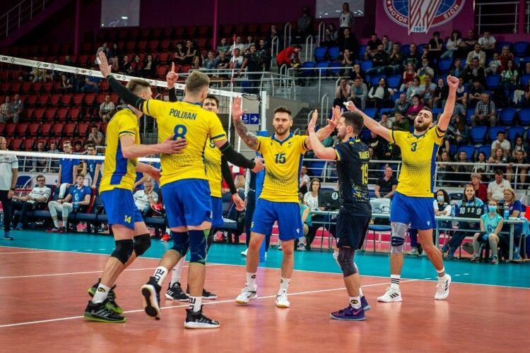 Не до футболу: Україна та Бельгія зійдуться у півфіналі волейбольної Євроліги (Анонс, трансляція)