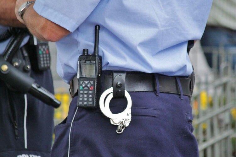 Волинські поліцейські відмовилися від 700 гривень хабара