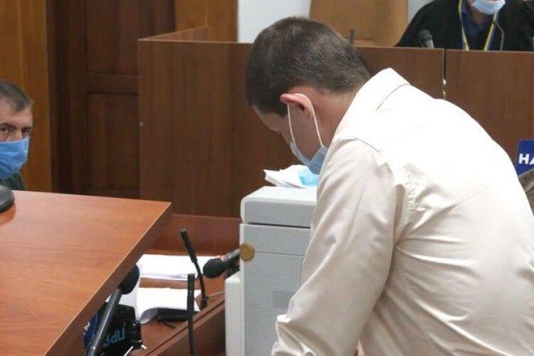 Харків'янин, затриманий після захоплення заручників у Луцьку, вийшов з-під варти