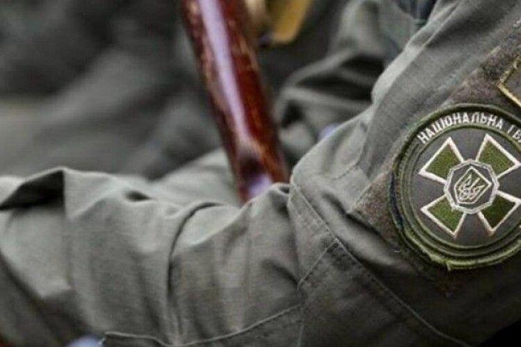 Громадяни Російської Федерації намагалися влаштуватися у Нацгвардію