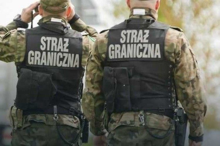 Українець намагався перейти до Польщі задом наперед