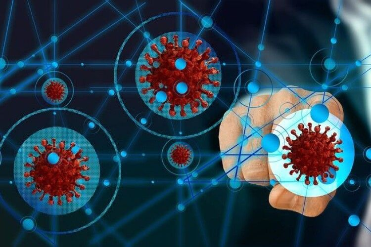 В Україні додалося 800 нових хворих на коронавірус, на Волині – 55