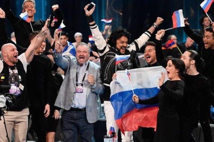 Якщо Євробачення виграє Росія, Україна і наступного року не поїде на конкурс