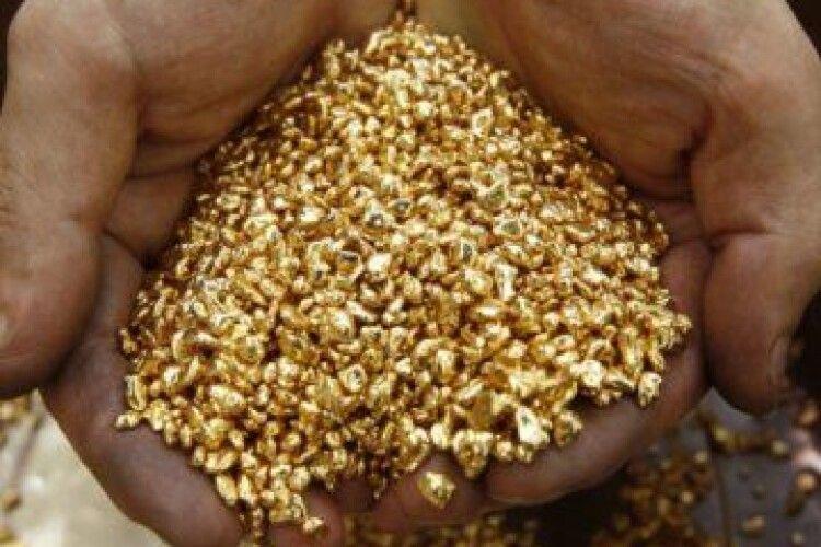 В Україні відновлюють видобуток золота