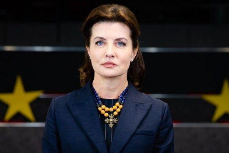 Марина Порошенко: ми домоглися виділення з бюджету Києва додатково 140 мільйонів гривень для закупівлі вакцини