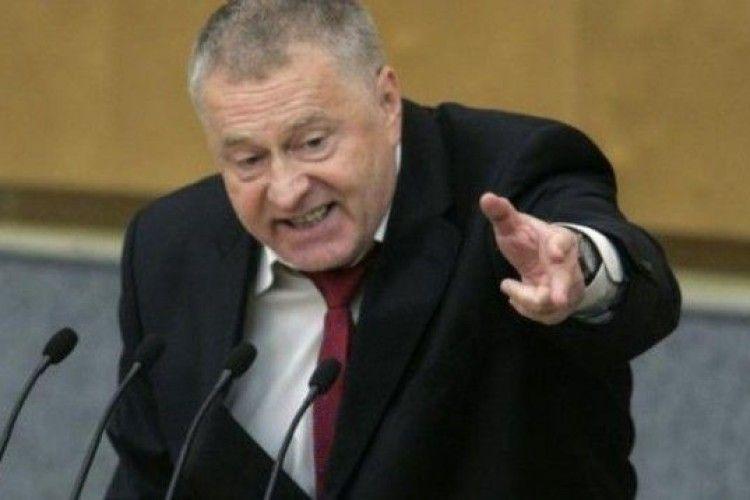 У фільмі «Іронія долі» Жириновський побачив пропаганду пияцтва