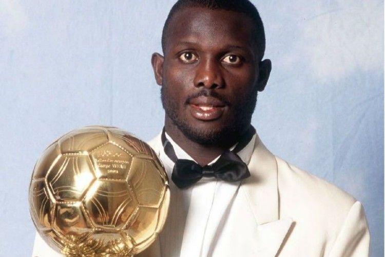 Які голи він забивав! І став … президентом Ліберії! (Відео)