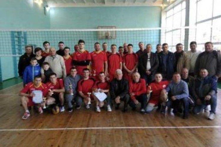У Любешові спортсменів зібрали «Дзвони Чорнобиля»