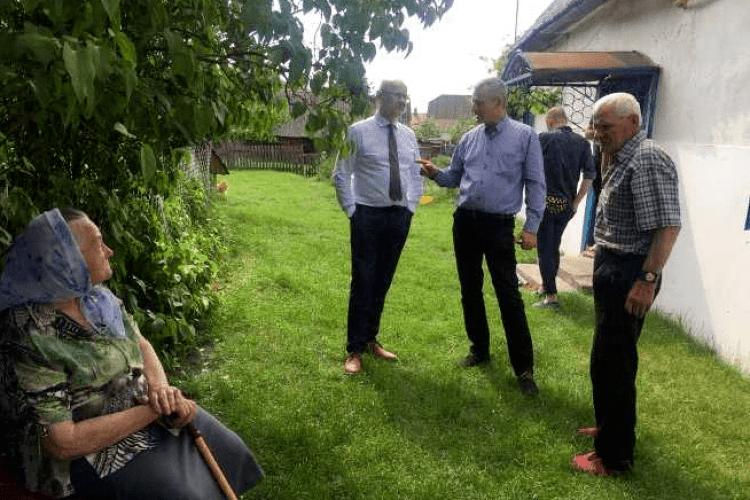 На Камінь-Каширщині побували польські музейники