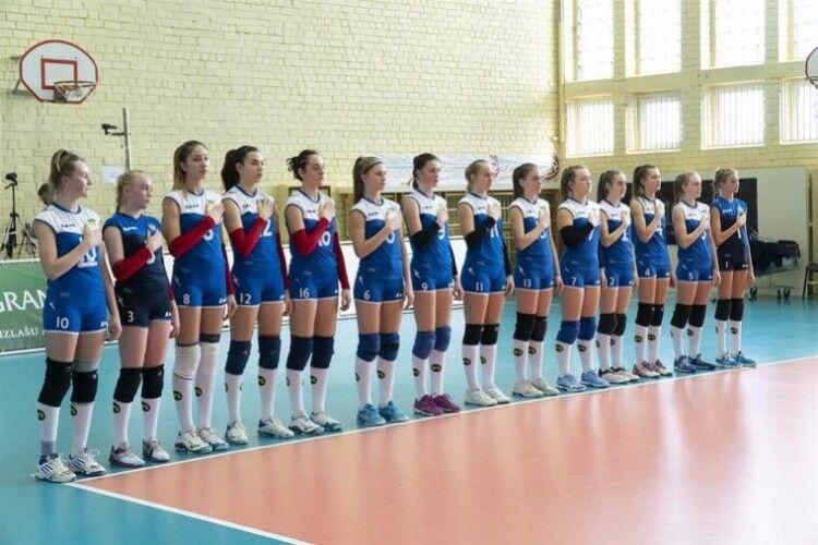 Волейбол: українки поступились білорускам (Відео)