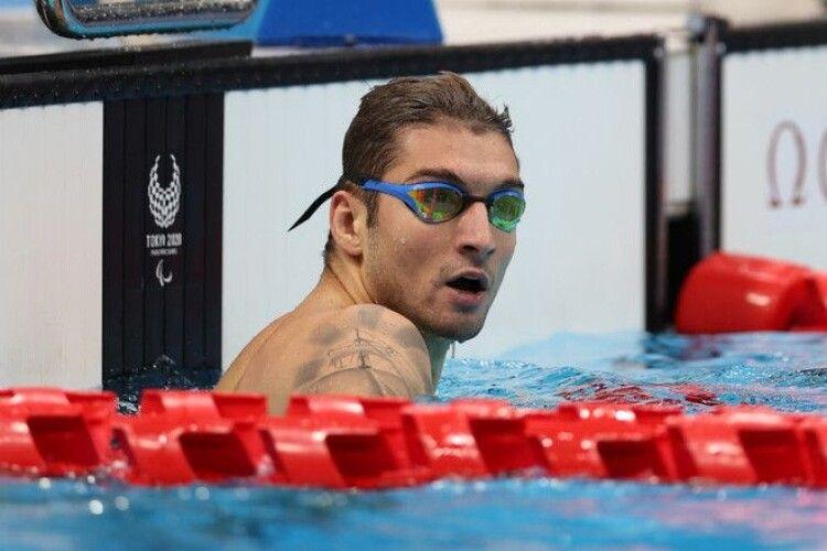 Крипак виграв десяте золото Паралімпійських ігор