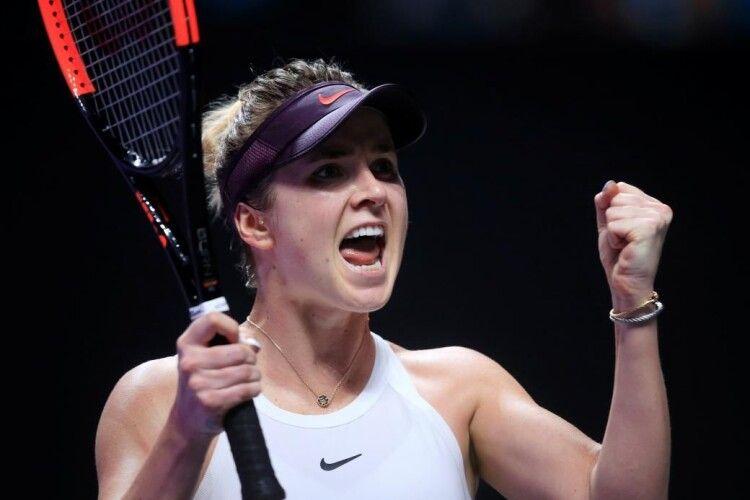 Еліна Світоліна з перемоги стартувала на турнірі в Мельбурні