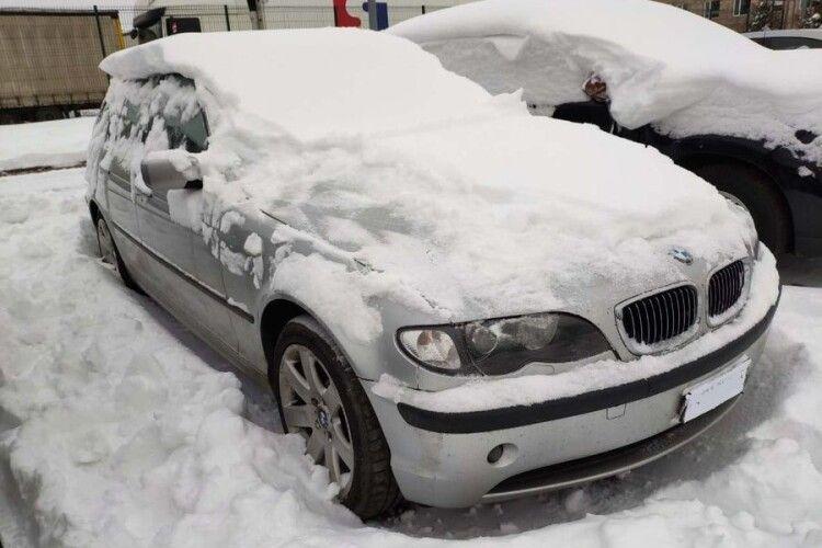 У «Ягодині» затримали автомобілі вартістю понад 200 тисяч гривень