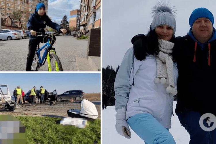 У ДТП на Рівненщині загинула сім'я: нові подробиці та фото