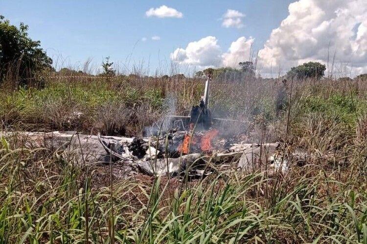 У Бразилії розбився літак з футболістами