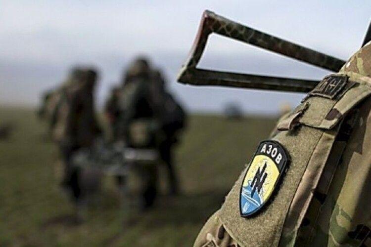 Бійці «Азову» відповіли на ініціативу в США прирівняти їх до терористів