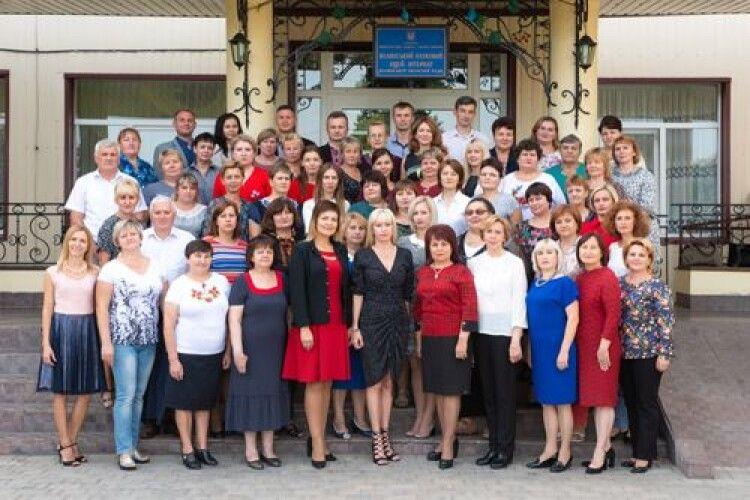 Волинський науковий ліцей-інтернат – найкращий за результатами ЗНО в нашому краї і 24-ий в Україні!