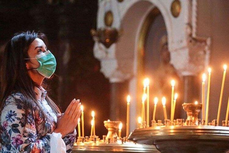 Не забороняти релігійні церемонії в храмах. Рада церков просить послабити карантин