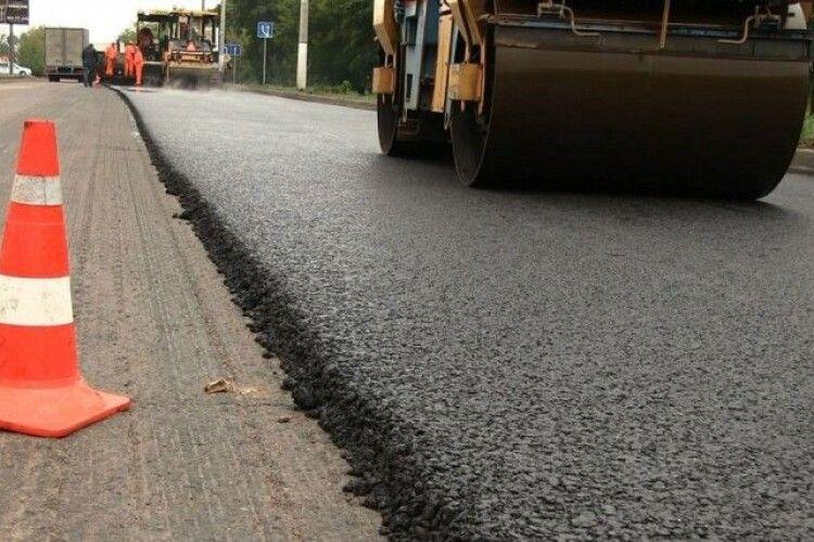 Дорожники візьмуться за ремонт шляху з Луцька до міжнародного пункту пропуску