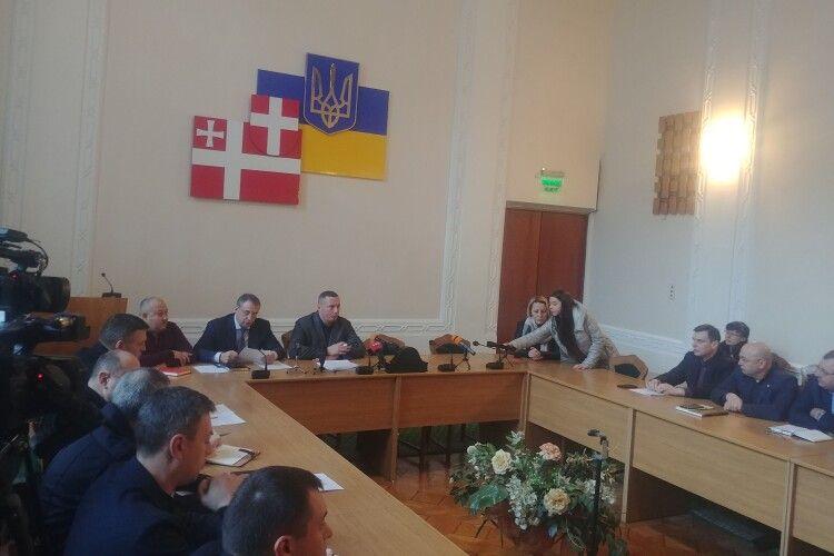 Рішення про долю Старого ринку ухвалять у кабінеті голови Волинської ОДА