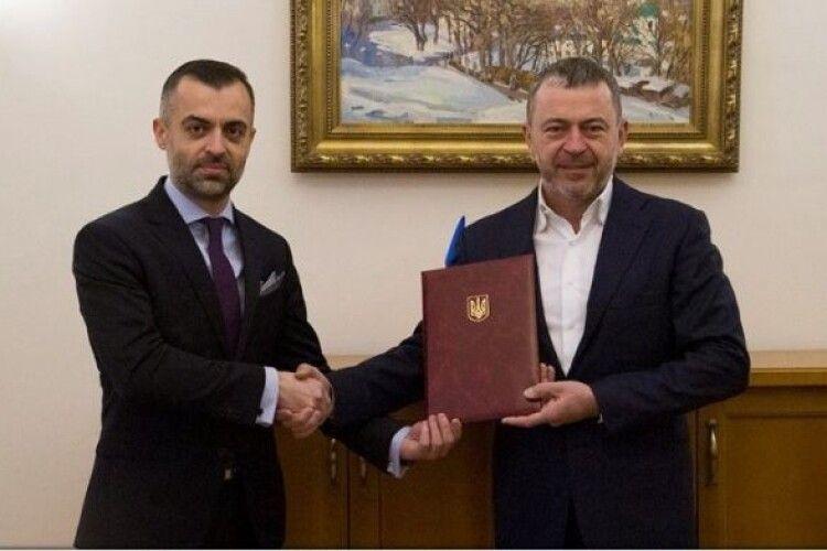 Призначений Почесний консул Литви в Луцьку
