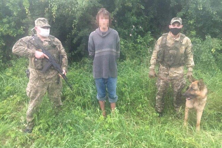 Прикордонники затримали поляка, який прямував в Україну ...на заробітки
