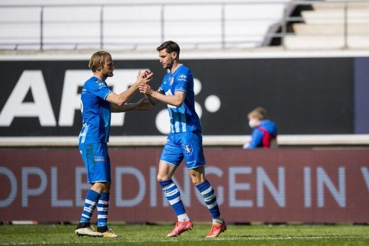 Українці Роман Яремчук та Роман Безус стали героями футбольного вечора у Бельгії