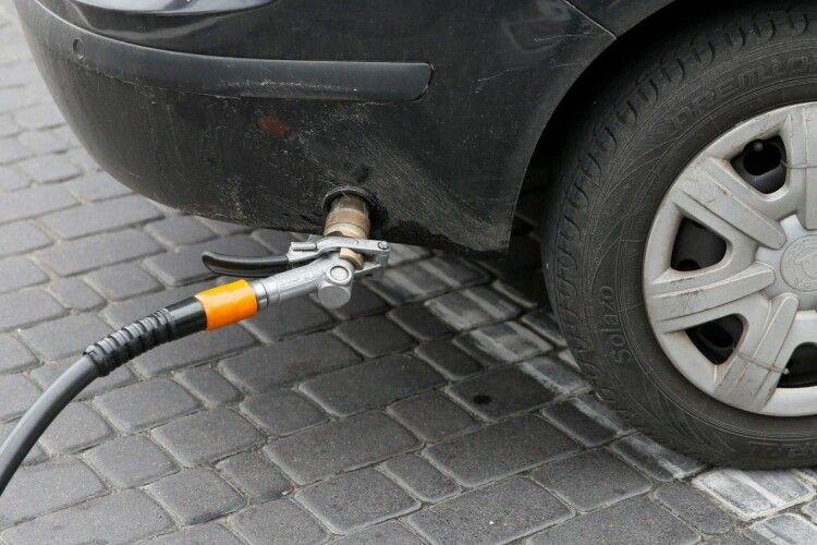 Ціни на автогаз в Україні продовжують мчати галопом