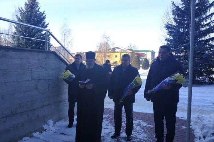 У Камінь-Каширській громаді вшанували пам'ять Героїв Небесної сотні