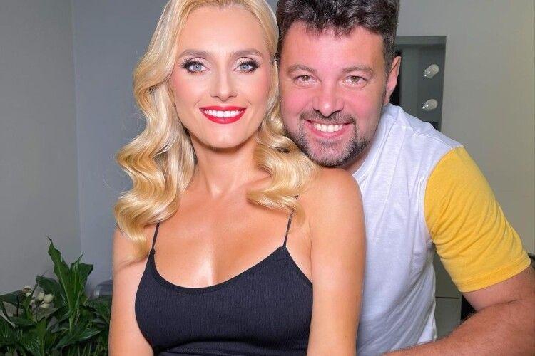 Катя Осадча надихнула Ірину Федишин на третю дитину