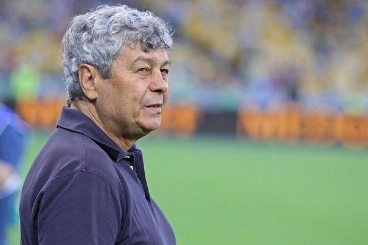 Очоливши київське «Динамо», Мірча Луческу став найстарішим діючим тренером світу
