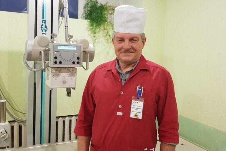 Волинянин за 38 років донорства здав 32 літри крові