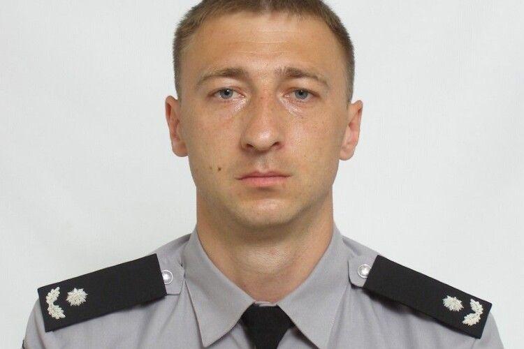 Звернення колег до головного поліцейського Горохівщини