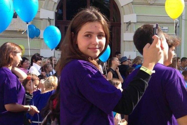 Школярку з Любомльщини визнали кращою юною авторкою України