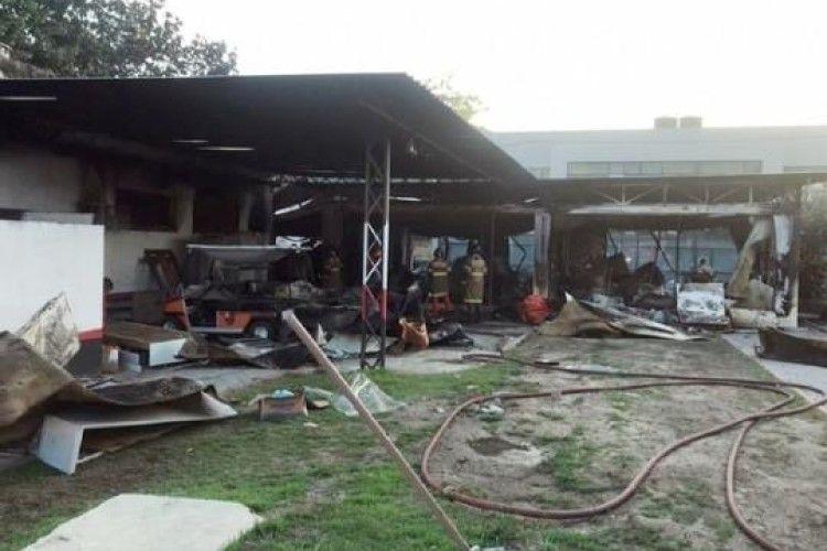 На базі «Фламенго» в Ріо-де-Жанейро спалахнула страхітлива пожежа: щонайменше десять загиблих
